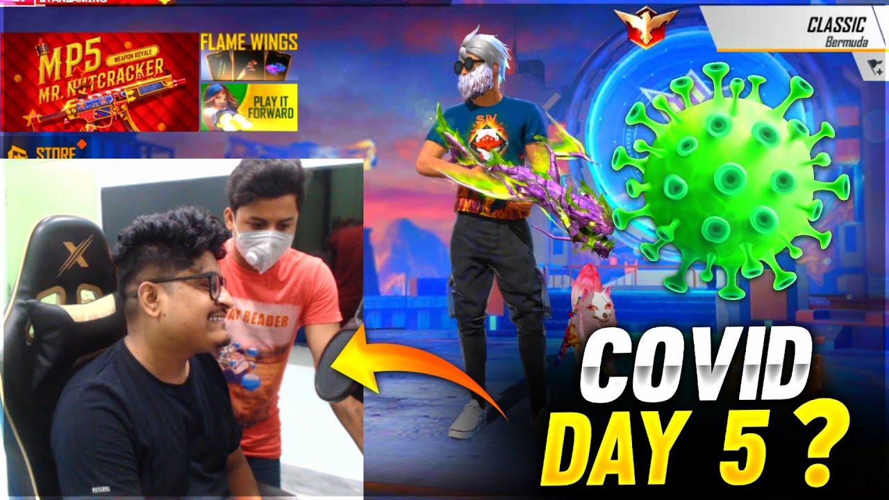 GyanSujan Covid Day 5