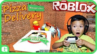 Work at a Pizza Place | Roblox Kids Games – TigerBox HD