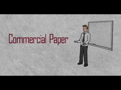 Commercial Paper in Hindi