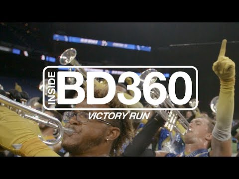 The Blue Devils 2019 Victory Run