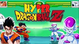 Hyper Dragon Ball Z Demo 2: Mugen - Gohan Definitivo Y Freezer Gratis (Descarga) Español