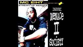 Streiht Up Menace Official Clean Version MC Eiht GTA V