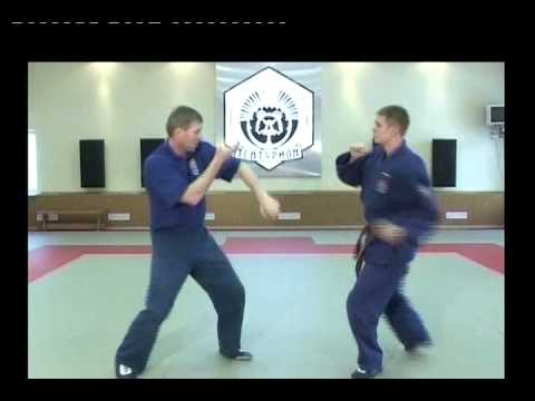 Sambo Russian Fighter Techniques