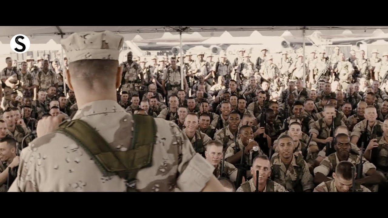 Download Jarhead Briefing Scene