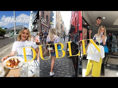 A Shopping Day In Dublin | What to do in Dublin Ireland