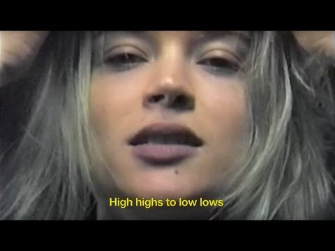 Lolo Zouaï - High Highs to Low Lows (Official Video)