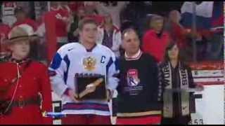 Подсуженный матч!  Полуфинал Канада   Россия 2012