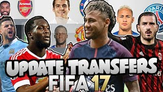 HOW TO SQUAD UPDATE (UPDATE TRANSFERS) IN FIFA 17! | FIFA 17 TIPS AND TRICKS!