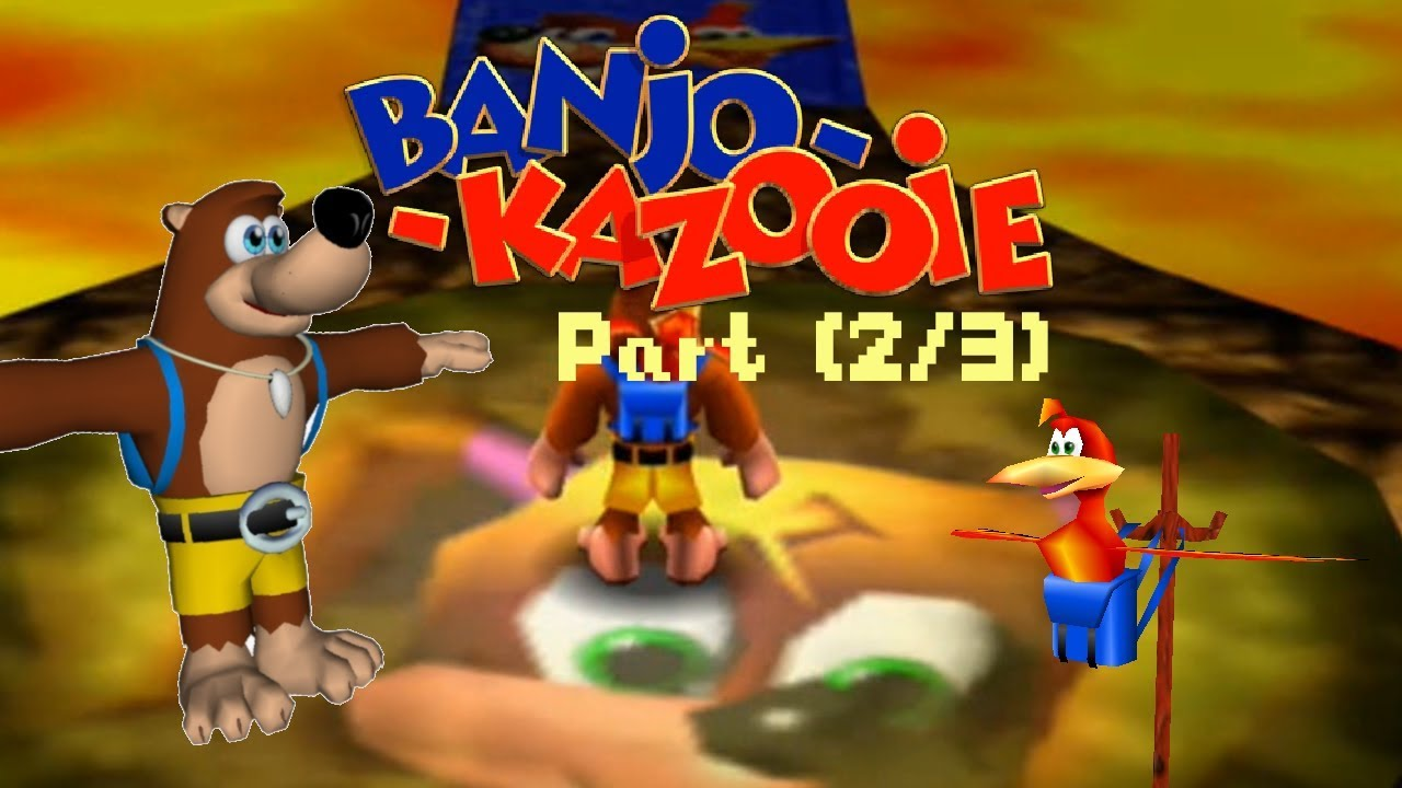 This Game Sucks Banjo Kazooie 2 3 Youtube