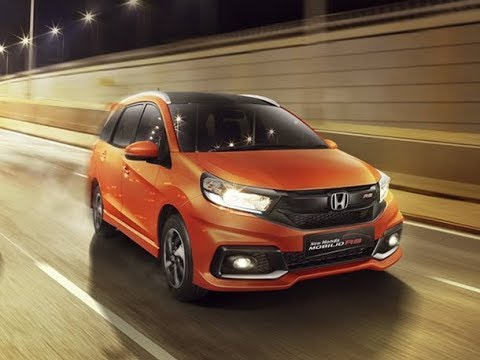 2018 All New Honda Mobilio Rs Full Review Youtube
