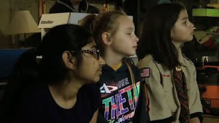 Thousands of Girls Across US Become Cub Scouts