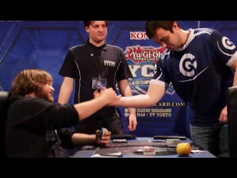 Yu-Gi-Oh! 2017 YCS Prague Finals - Billy Brake vs Josh Schmidt - 60 card Paleo vs 60 card Infernoid