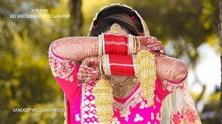 Wedding Highlights 2018 || Sandeep Kaur Weds Jaspinder Singh || RD Wedding Photography || Batala