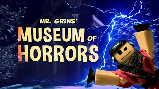 Mr. Grins' Museum of Horrors | Official Stikbot Movie