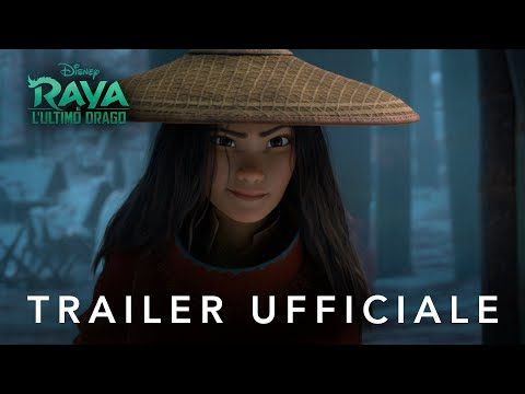 Raya e l'ultimo drago - Trailer Ufficiale