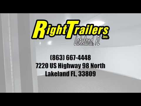 40' Edge Pro Race Trailer with Living Quarters