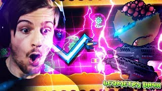 my first demon boss battle win geometry dash part 32