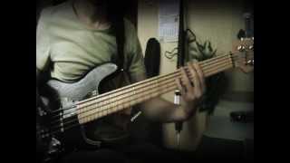 Marcelo Maia - Baião Moleque (Bass cover by Afanasenkov)