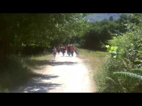 """Caminhada """" Á descoberta do Património """" Vale de Azares"""
