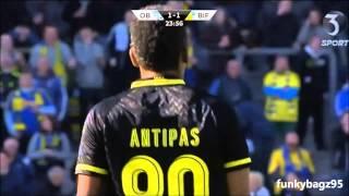OB vs Brøndby (1-2) Højdepunkter 28.04.2013 | HD