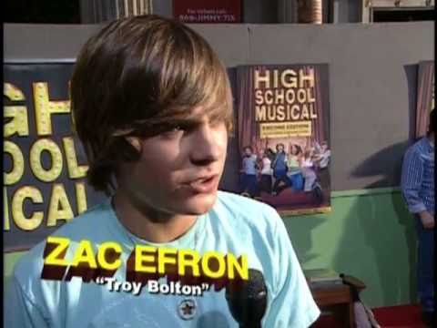 High School Musical - Behind the Scenes Look at the Hollywood Premiere