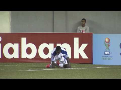 CU17PAN: Panama vs Haiti Highlights