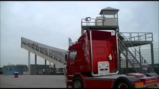 Scania V8 sound compilation