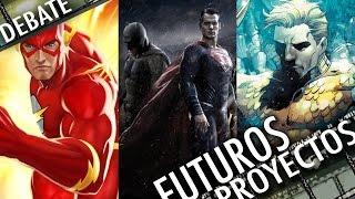 Debate DC Comics: Batman, Superman, Flash, Aquaman y más