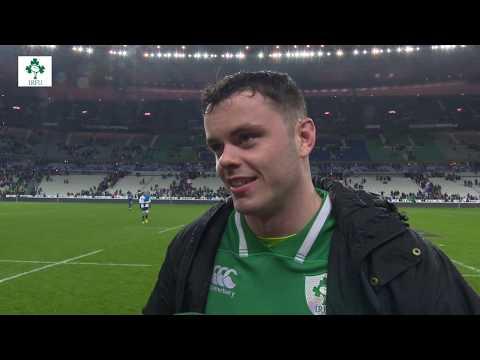 Irish Rugby TV: 'It's An Incredible Feeling' - James Ryan