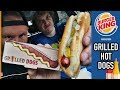 Burger King 39 s 79 Cent Grilled Dogs Food Review Season 4 Episode 21