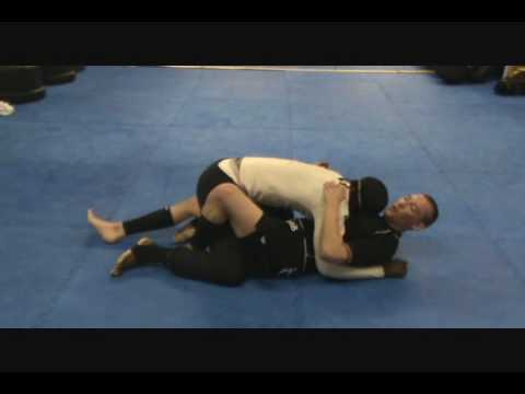 Butterfly Guard - Stomp Sweep