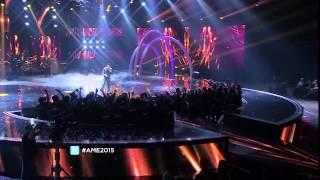 Anugerah MeleTOP Era 2015 - Persembahan 5 Bara 'Fantasia Bulan Madu' & 'Ku Di Halaman Rindu'
