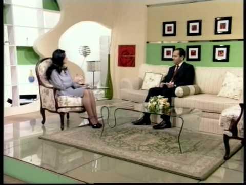 Salem Al-Agtash Interview at Jordanian TV - Part 1/2 - The success of the e-AGE 2011