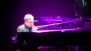 "ELTON JOHN LIVE - ""Grey Seal"" TORONTO 2014"