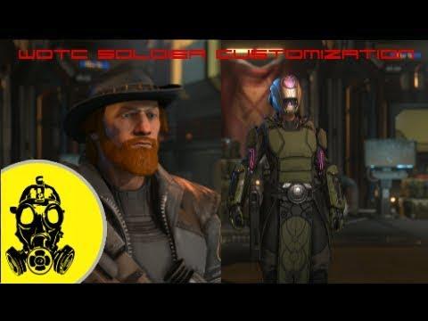 XCOM 2: War Of The Chosen - Soldier Customization |