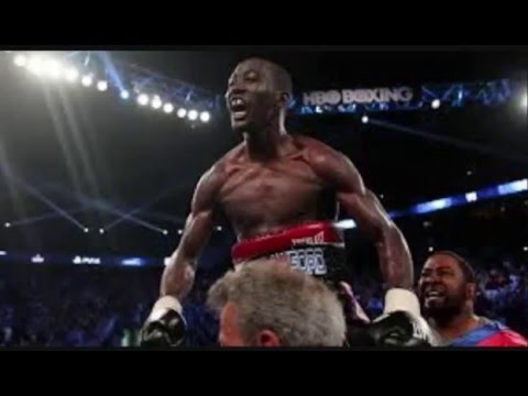Terence Crawford is overrated!
