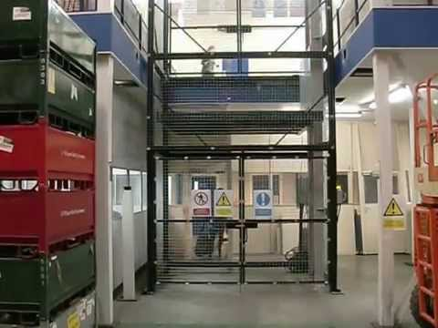 Goods Lifts 3 stop Birmingham, Rugby, Coventry, Solihull ...