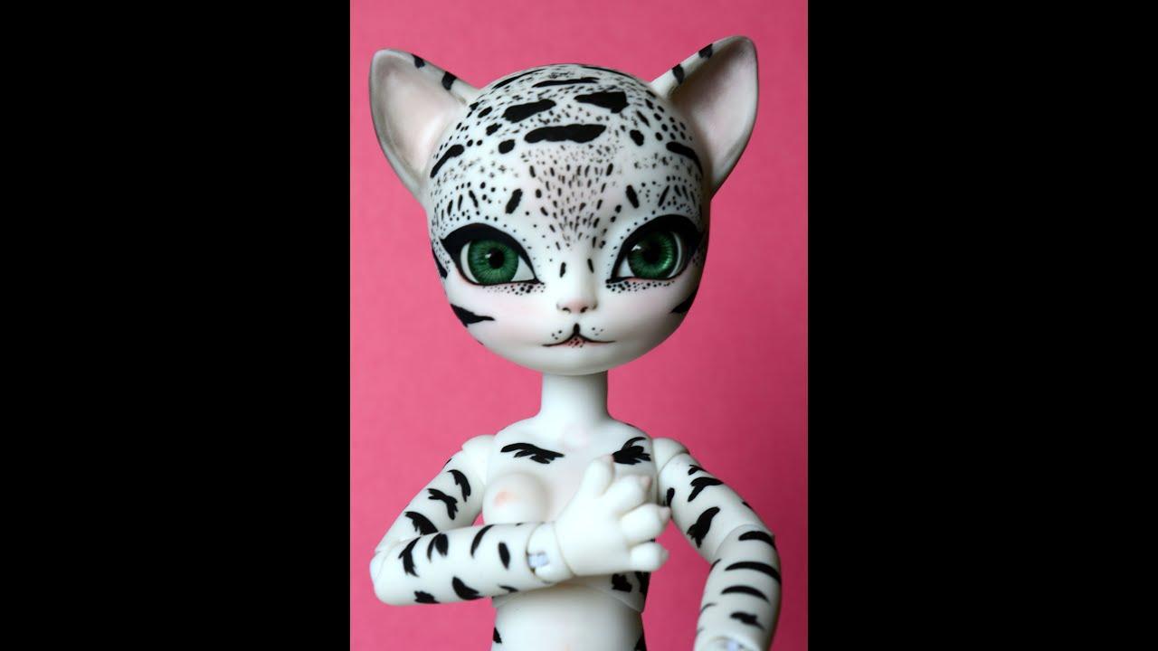 Body Paint Cat