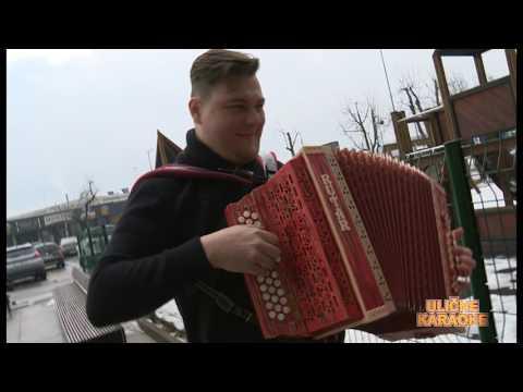 ULIČNE KAROKE NA GOLICA TV, LJUBLJANA BTC 1. DEL