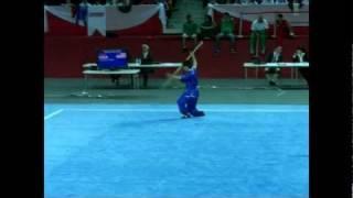 Video Loren Chiu  USA Team Gunshu - 11th Wushu World Championship download MP3, 3GP, MP4, WEBM, AVI, FLV Juni 2018