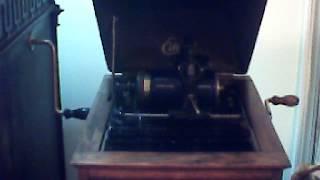 WINTER SONG - CRITERION QUARTET - Blue Amberola 2952 (Mold 5) (1916)
