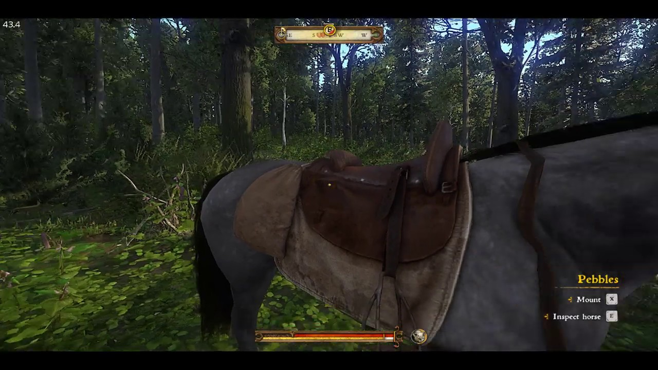 Kingdom Come Deliverance: Testing FPS Mod(s) & Some Game Play
