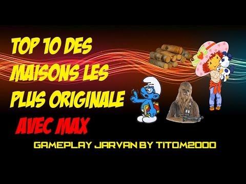 Top 10 des maisons les plus originales Gameplay Jarvan IV avec Max