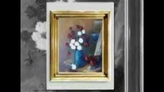 Zamfir and DanaDragomir - Mio my mio + Picturi de Leon Biju