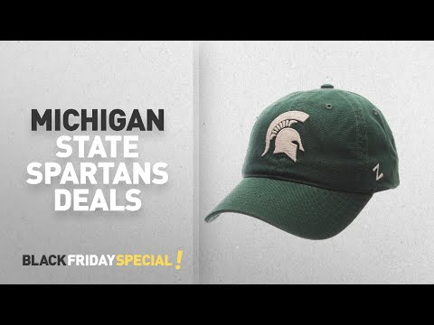 Black Friday Michigan State Spartans Deals: NCAA Michigan State Spartans Men's Scholarship Relaxed