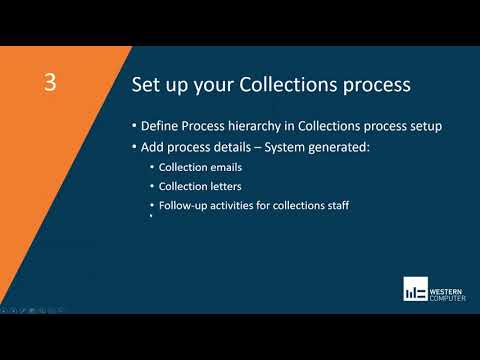 Automate Your Collections Process in 4 Steps | Dynamics 365 Finance & SCM | Western Computer