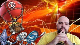 ¡Máxima Tensión en Precios del Bitcoin! ¿Lo Podrá Soportar el Mercado?