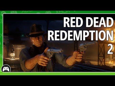 Trailer de Red Dead Redemption 2 thumbnail
