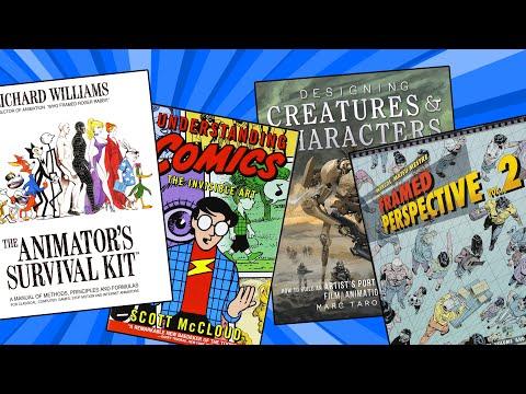 The Best Art Books - Asking Pros