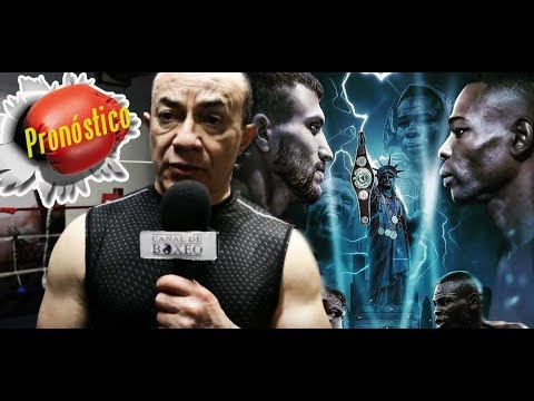 Lomachenko Vs. Rigondeaux >> Entrenador Ismael Salas da su pronóstico del Lomachenko vs Rigondeaux - YouTube